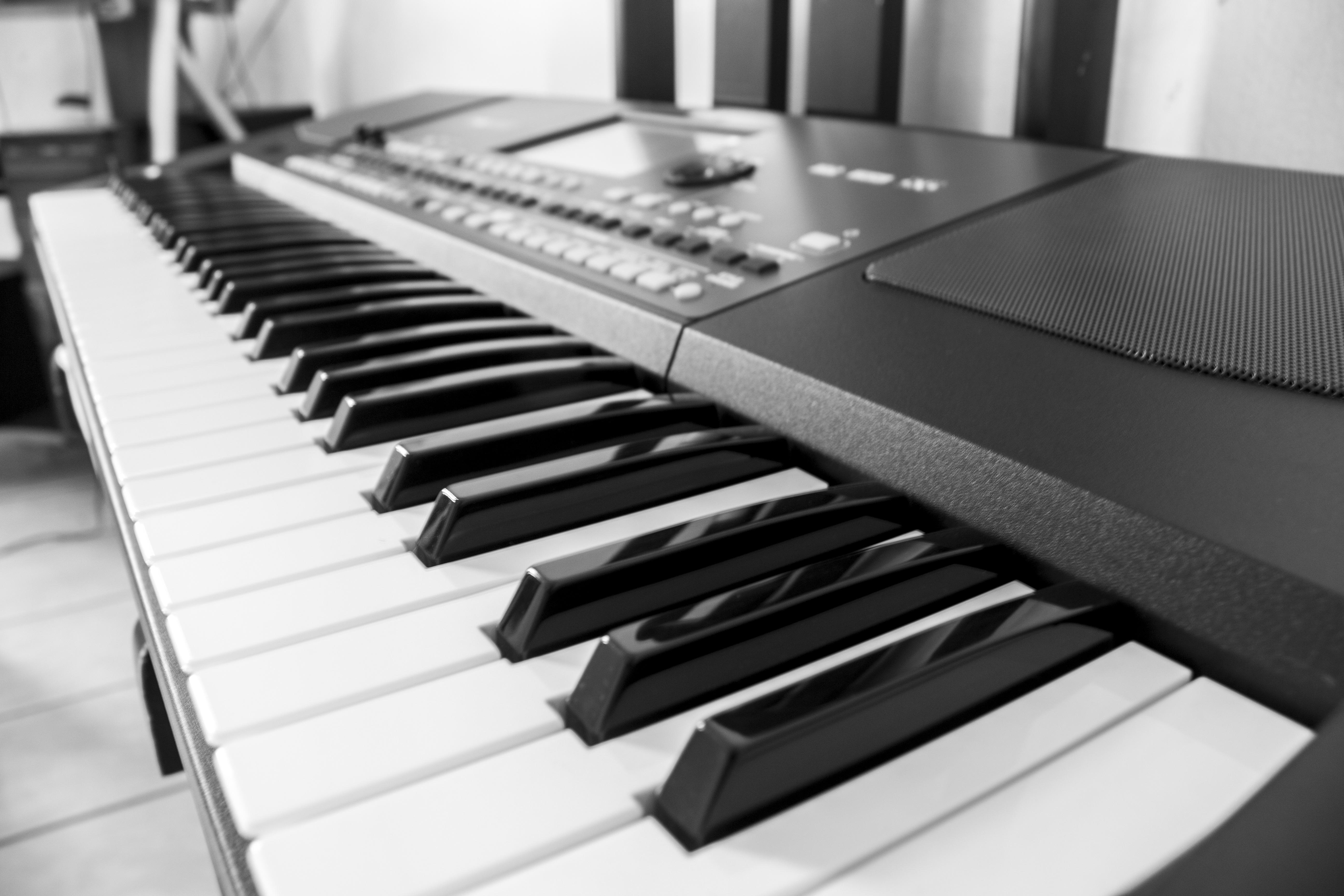 Arranger Music Keyboard