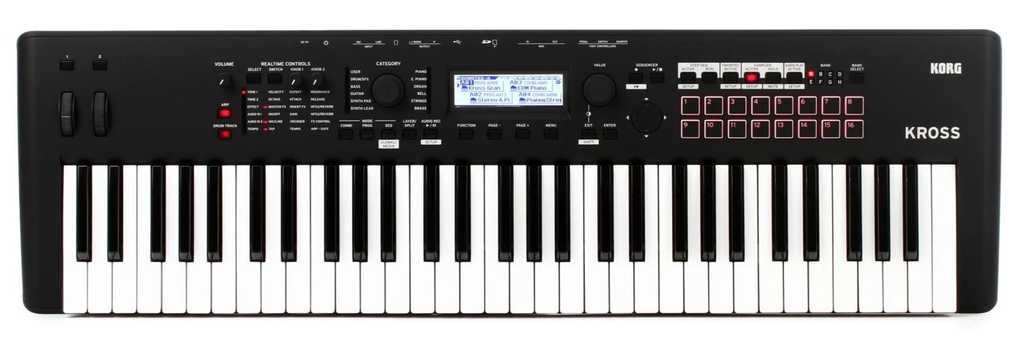 Keyboard Workstation Reviews 2018 : best piano keyboards in 2019 top 15 picks one man band ~ Hamham.info Haus und Dekorationen